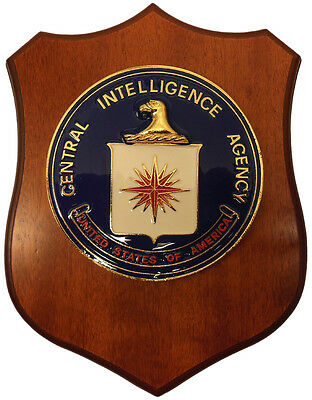 Crest Cia - Central Intelligence Agency