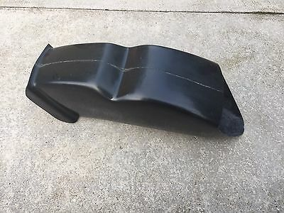 Triumph Daytona 675 T3 racing Supersport Air Duct Scoop - Race Track 06 - 12