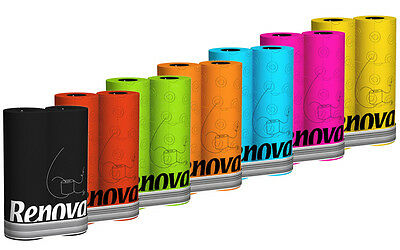 Renova Colored Toilet Paper 6 Rolls Pack - 7 Colors - Soft and Fragrant