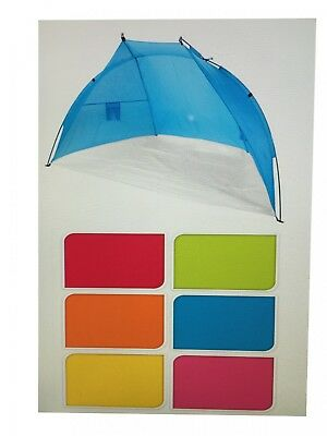 Beach Shell Sun Protection Wind protector 6 Colors with Pad Camping Tent
