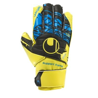Uhlsport SPEED UP SOFT SF JUNIOR Torwarthandschuhe Fußball Torwart Handschuhe