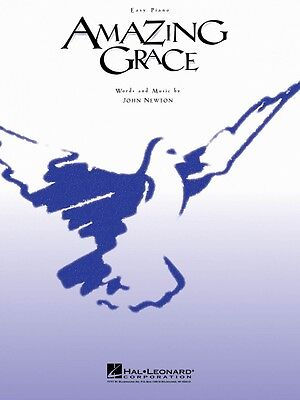AMAZING GRACE SHEET music w/ bagpipe solo, Andy Williams on