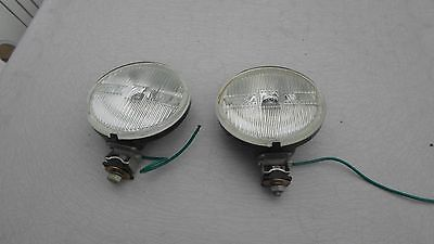 """Pair  of 8"""" classic fog light spots Siem made in Italy"""