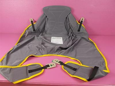 New Hoyer Comfort Patient Transfer & Lift Med Poly Sling NA25503 500LB Capacity