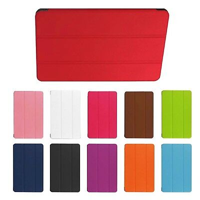 Slim Leather Case Cover Cover For Huawei Mediapad T1 10 T1-A21w 9.6 inch V8X3