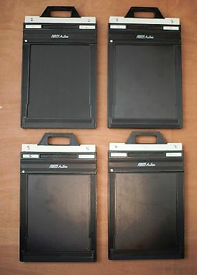 Fidelity Astra 4x5 / 5x4 DDS Film Holders - Good Condition