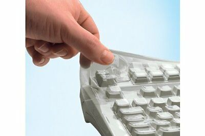 CHERRY WETEX KEYBOARD COVER INPUT DEVICE ACCESSORIES (40 70 °C BOX) Nuovo