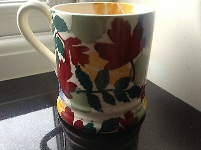 Emma Bridgewater Woodland Trust Half Pint Mug Polka Colours First