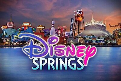 DISNEY SARATOGA SPRINGS -  WEEKEND -  Studio Sleep 4-
