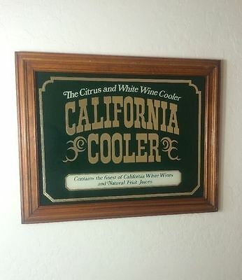 The Citrus and White Wine Cooler sign