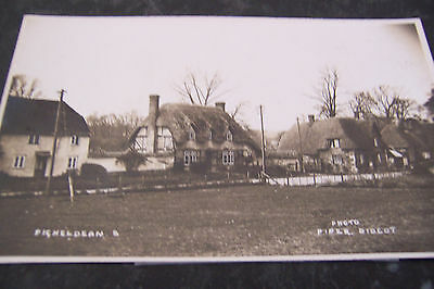 FIGHELDEAN RARE VINTAGE BLACK & WHITE PHOTO POSTCARD by Piper Didcot