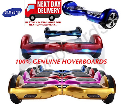 "Hoverboard Swegway 6.5"" Self Balancing Scooter Hover Board Fully Safe Ce Ul"