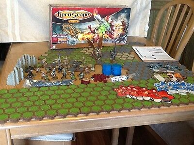 Heroscape Rise of the Valkyrie Master Set War Battle Board Game