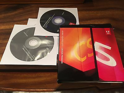 Adobe Creative Suite 5 Design Premium - Upgrade from CS4 (Retail Box)