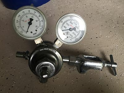 Chiron 116026 Gas Regulator 3000Psi
