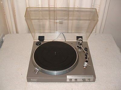 Sony PS-212A Direct Drive Turntable - FREE POSTAGE