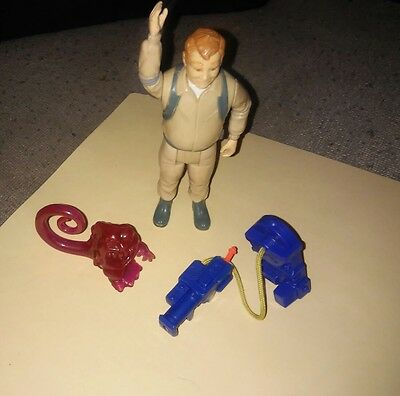 The real Ghostbusters Original Ray Stantz Ghostbuster Figures complete free s&h