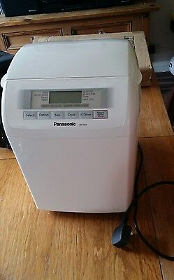 Panasonic SD-254 Bread Machine with gluten free setting