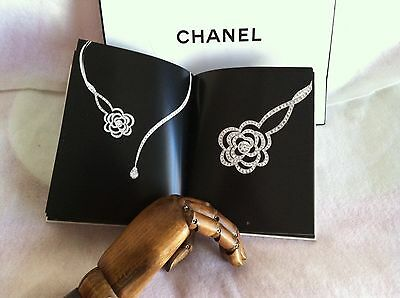 CHANEL Fine High Jewelry 2008 Collection Look Book
