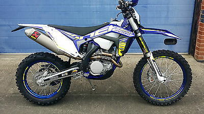 Sherco Sef 300 R Factory New 2017  Yzf Crf Exc  Px And Finance Available Exc Xc