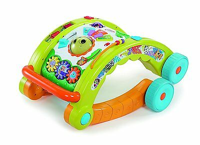 Little Tikes 640957 3-in-1 Walker and Activity Table