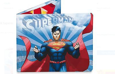 Superman in Flight Mighty Wallet DC Comics Folded Origami Wallet Dynomighty NEW