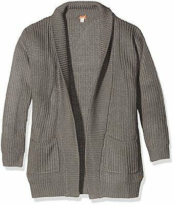 Grigio X-Large ESPRIT KIDS RI1703F CARDIGAN BAMBINA (LIGHT GUN METAL 045) Nuovo