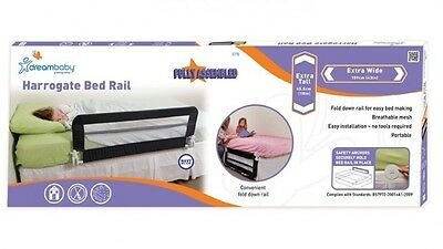 Bed Rail Sleep Toddler Baby Child Safety Guard Bedrail Dreambaby Harrogate New