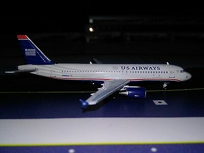 """Pandamodel A320 US AIRWAYS N106US HUDSON MIRECLE """"Sully"""" 1/400 EXTEREMLY RARE"""