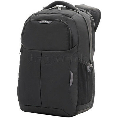 "Samsonite Albi 16"" Laptop & Tablet Backpack Black 87300"