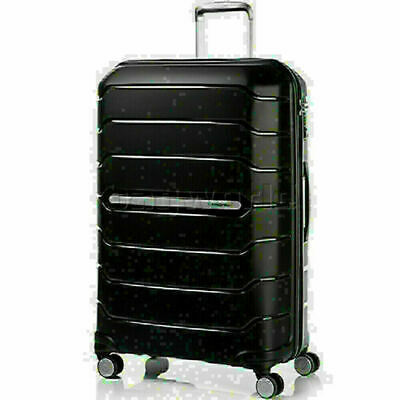 Samsonite Octolite Extra Large 81cm Hardside Suitcase Black 78793