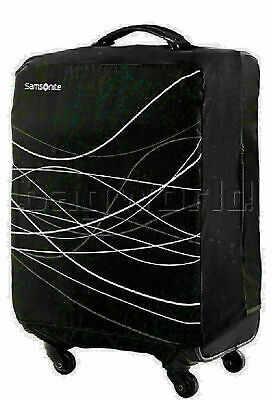 Samsonite Travel Accessories Foldable Luggage Cover Small/Cabin Black 57547
