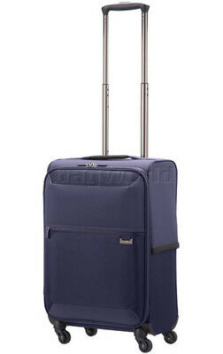 Samsonite 72 Hours Small/Cabin 55cm Softside Suitcase Navy 51440