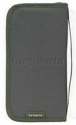 Samsonite Travel Accessories Travel Wallet Grey 51749