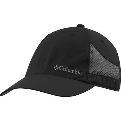 Columbia Tech Shade Mens Headwear Cap - Black One Size