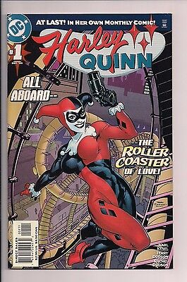 Harley Quinn #1 First Solo Series (2000, DC)