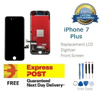 for iPhone 7 Plus Black LCD Touch Screen Replacement Digitizer Assembly.