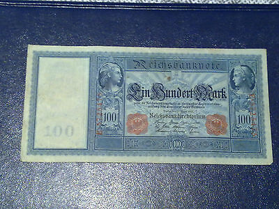 Germany - 100 Mark 1910 -  Very Fine/3/