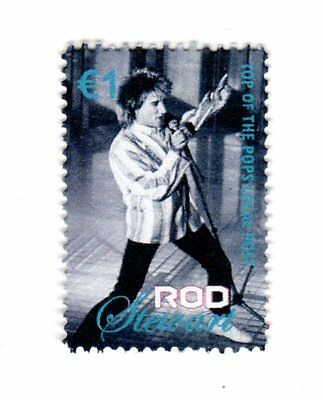 "Rod Stewart ""Top of the Pops"" England; Local Post; (M-7884)"
