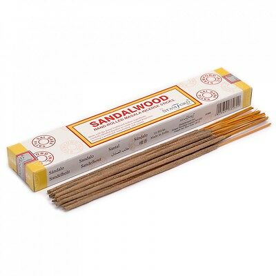 Stamford Masala SANDALWOOD 15 Incense Sticks Original FROM INDIA