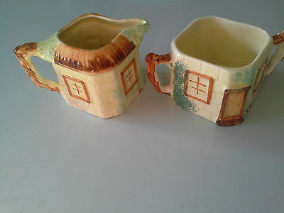 Cottageware Jug And Basin
