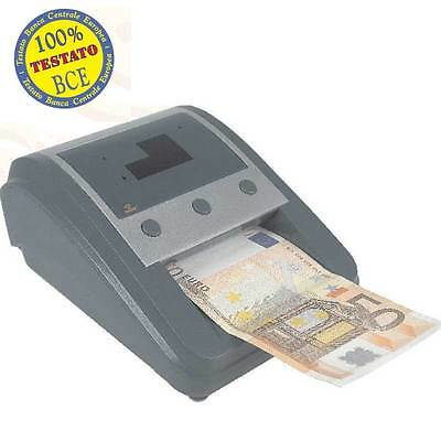 Sire Money Detector Euro Counter Fake Detector Tester