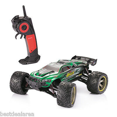 1/12 RC Truck Off Road Remote Control Car 33MPH 2.4GHz 2WD Racing Electric Toy