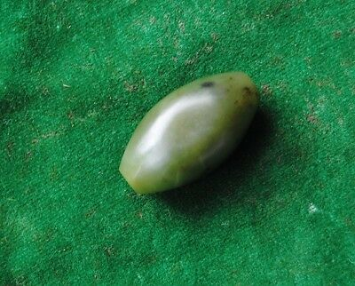 OTTOMAN ISALMIC Mughal Jade Nephrite Bead no QING Dynasty