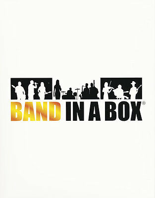 Band-in-a-Box 2017 Pro PC, dt. (PC - NEU)