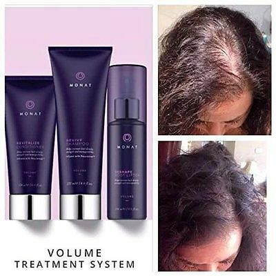 Monat Volume System 3 Piece Set , Infused with REJUVENIQE™