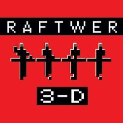 1-3 STALLS SEATED Tickets KRAFTWERK 3D Bord Gáis Energy Theatre Friday 2.06
