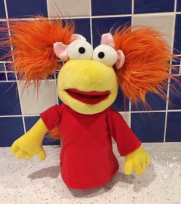Manhattan Toy Fraggle Rock Hand Puppet (Red)
