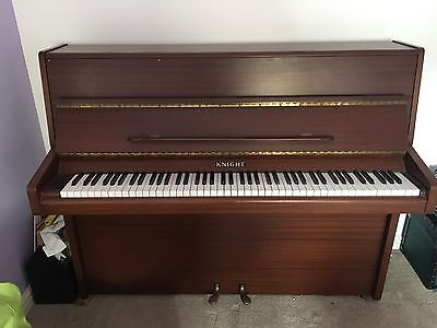 K10 -knight Upright Piano