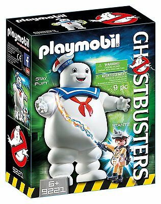 Playmobil 9221 GhostbustersTM Stay Puft Marshmallow Man